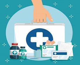 Medicines and supplies